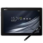 ASUS ZenPad 10 Z301MFL-1H005A Gris + Port Stylet - Noir
