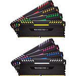 Corsair Vengeance RGB DDR4 8 x 8 Go 3000 MHz CAS 15