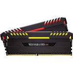 Corsair Vengeance RGB DDR4 2 x 8 Go 4000 MHz CAS 19