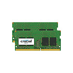 Crucial 16 Go (2 x 8 Go) DDR4 2400 MHz CL17 SR SO-DIMM