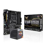 AMD Ryzen 3 2200G + Asus TUF B450M-PLUS