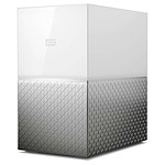 Western Digital (WD) Cloud personnel My Cloud Home Duo - 4 To (2 x 2 To WD)