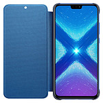 Honor Flip Cover (bleu) - Honor 8X