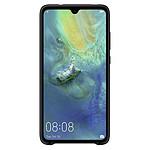 Huawei Coque silicone (noir) - Huawei Mate 20