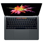 "Apple MacBook Pro 13"" Gris Sidéral (MR9R2FN/A-I7-16)"