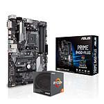 AMD Ryzen 5 2600 + Asus PRIME B450-PLUS