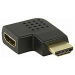 NEDIS Adaptateur HDMI mâle / HDMI femelle (coudé droite)