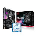 Intel Core i7-9700K + Asus ROG STRIX Z390-F GAMING