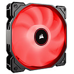 Corsair Air Series AF120 Low Noise - Rouge