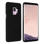 Akashi Coque cuir (noir) - Samsung Galaxy S9
