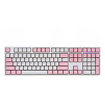 Ducky Channel One - Rose - Cherry MX Black