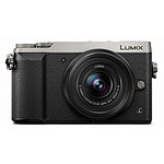 Panasonic Lumix DMC-GX80 silver + 12-32 mm