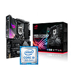 Intel Core i9-9900K + ASUS ROG STRIX Z390-F GAMING
