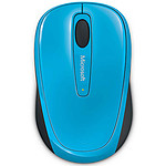 Microsoft Wireless Mobile 3500 - Bleu