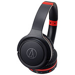 Audio-Technica ATH-S200BT Noir et Rouge