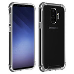 Akashi Coque angles renforcés (transparent) - Samsung Galaxy S9+