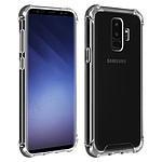 Akashi Coque angles renforcés (transparent) - Samsung Galaxy S9+
