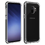 Akashi Coque angles renforcés (transparent) - Samsung Galaxy S9