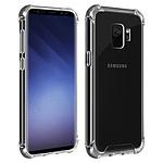 Akashi Coque angles renforcés (transparent) - Samsung Galaxy S9
