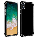 Akashi Coque angles renforcés (noir) - iPhone XS, iPhone X