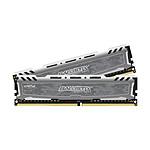Ballistix Sport LT DDR4 2 x 8 Go 3200 MHz CAS 16 SR