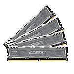 Ballistix Sport LT DDR4 4 x 8 Go 2400 MHz CAS 16 SR
