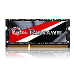 G.Skill SO-DIMM DDR3L 4 Go 1600 MHz Ripjaws CAS 11