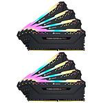 Corsair Vengeance RGB DDR4 8 x 16 Go 3200 MHz CAS 16