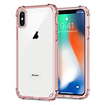 Spigen Coque Crystal Shell (rose) - iPhone X