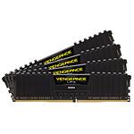 Corsair Vengeance LPX Black DDR4 4 x 8 Go 3200 MHz CAS 16