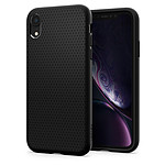 Spigen Coque Liquid Air (noir) - iPhone XR