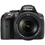 Nikon D5300 + AF-S DX 18-140 VR