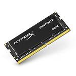 HyperX 8 Go (1 x 8 Go) DDR4 2666 MHz CL15 Impact SO-DIMM