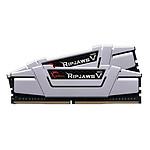G.Skill Ripjaws V Silver DDR4 2 x 8 Go 2400 MHz CAS 15