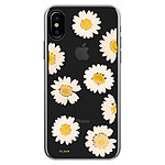 Flavr iPlate Real Flower Daisy - iPhone X