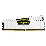 Corsair Vengeance LPX White - 2 x 16 Go (32 Go) - DDR4 3200 MHz CL16