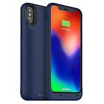 Mophie Coque Juice Pack Air (bleu) - iPhone X