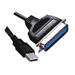 Câble USB pour imprimante Parallèle (Centronics C36)