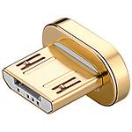 Goobay Plug Magnetic micro USB-B Mâle