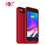 Mophie Coque Juice Pack Air (rouge) - iPhone 7