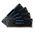 Corsair Vengeance LED Blue DDR4 4 x 8 Go 3000 MHz CAS 16