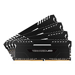 Corsair Vengeance LED White DDR4 4 x 8 Go 3000 MHz CAS 16