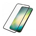 PanzerGlass Verre trempé Edge-to-Edge (noir) - iPhone XR