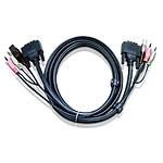 Aten - Câble KVM - 3m
