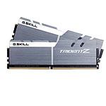 G.Skill Trident Z Silver / White DDR4 2 x 8 Go 4400 MHz CL19