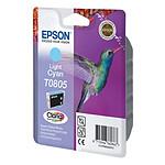Epson Cyan Clair T0805