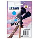 Epson Cyan 502XL