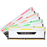 Corsair Vengeance White RGB DDR4 4 x 8 Go 3200 MHz CAS 16