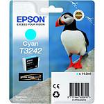 Epson Cyan T3242