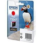 Epson Rouge T3247